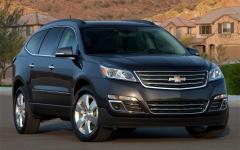 2014 Chevrolet Traverse Photo 1