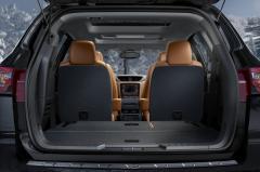 2016 Chevrolet Traverse interior