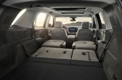 2018 Chevrolet Traverse interior