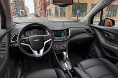 2018 Chevrolet Trax interior