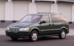 2000 Chevrolet Venture exterior
