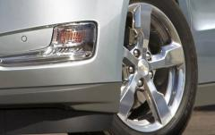 2012 Chevrolet Volt exterior