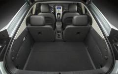 2012 Chevrolet Volt interior