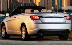 2011 Chrysler 200 exterior