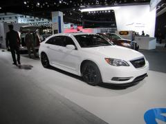2012 Chrysler 200 LX Photo 3