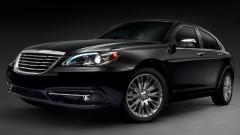 2012 Chrysler 200 LX Photo 7