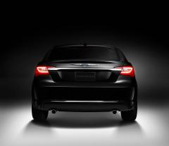 2012 Chrysler 200 LX Photo 8