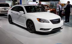 2012 Chrysler 200 LX Photo 9