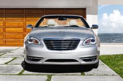 2012 Chrysler 200 LX exterior