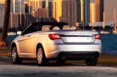 2012 Chrysler 200 exterior