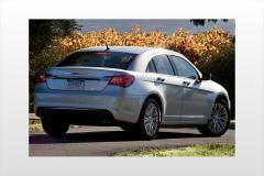 2014 Chrysler 200 exterior