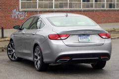 2015 Chrysler 200 C AWD Photo 2