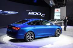 2016 Chrysler 200 Photo 8