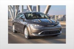2017 Chrysler 200 exterior