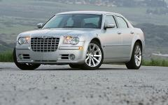 2006 Chrysler 300 exterior