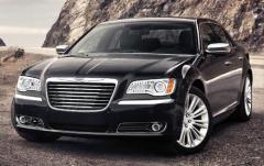 2011 Chrysler 300 exterior