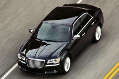 2012 Chrysler 300 exterior