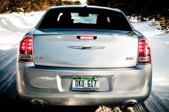 2014 Chrysler 300 exterior