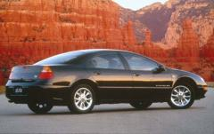 1999 Chrysler 300M exterior