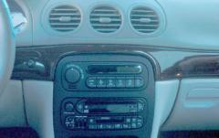 1999 Chrysler 300M interior