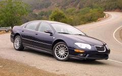 2003 Chrysler 300M exterior