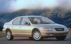 1999 Chrysler Cirrus exterior