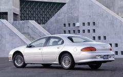 2002 Chrysler Concorde exterior