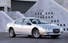 2003 Chrysler Concorde exterior