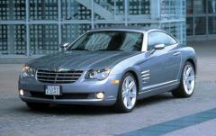 2004 Chrysler Crossfire exterior