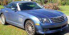 2005 Chrysler Crossfire Coupe Photo 2