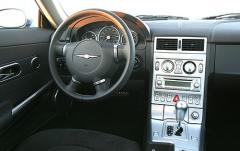 2005 Chrysler Crossfire Coupe interior