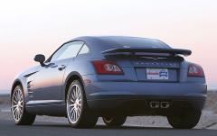 2005 Chrysler Crossfire Coupe exterior