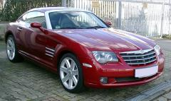 2008 Chrysler Crossfire Photo 1