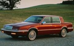 1992 Chrysler Imperial exterior