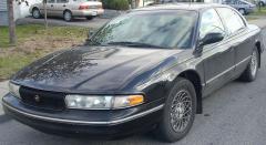 1995 Chrysler LHS Photo 1