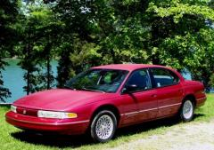 1996 Chrysler LHS Photo 1