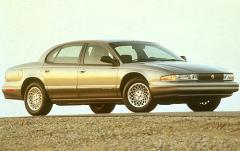 1997 Chrysler LHS exterior