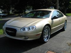 2000 Chrysler LHS Photo 1