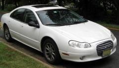 2001 Chrysler LHS Photo 1