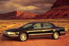 1995 Chrysler New Yorker Photo 1