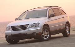 2004 Chrysler Pacifica exterior