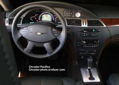 2006 Chrysler Pacifica Photo 3
