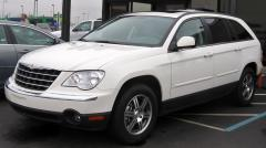 2007 Chrysler Pacifica Photo 1