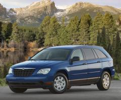 2008 Chrysler Pacifica Photo 1
