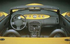 2002 Chrysler Prowler interior