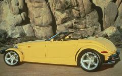 2002 Chrysler Prowler exterior