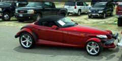 2002 Chrysler Prowler Photo 4