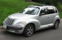 2001 Chrysler PT Cruiser Photo 1