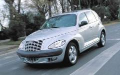 2002 Chrysler PT Cruiser exterior