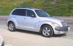 2003 Chrysler PT Cruiser Photo 1